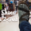 xero shoes z-trek