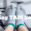 TABIO Racing TABI Socks