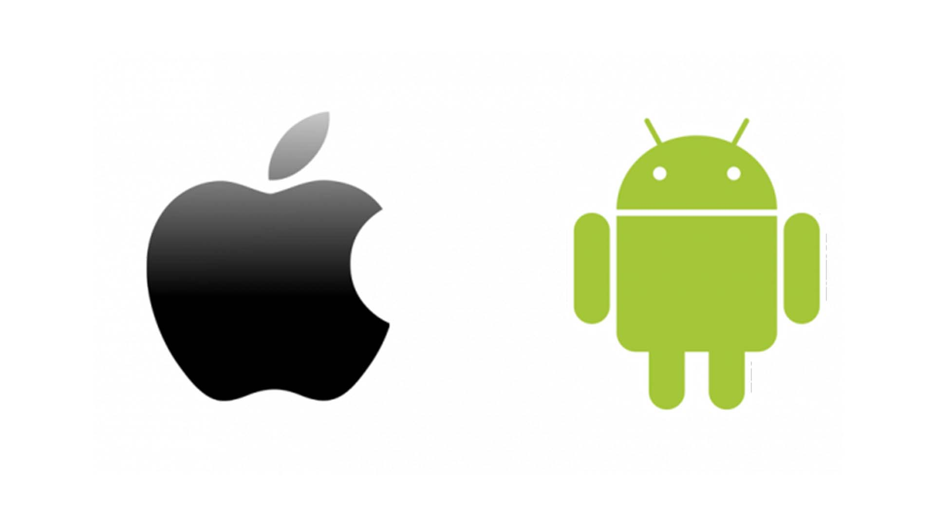 AndroidとiOS