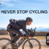 Never stop cycling with the new Edge® 130 Plus and Edge 1030 Plus GPS cyclin